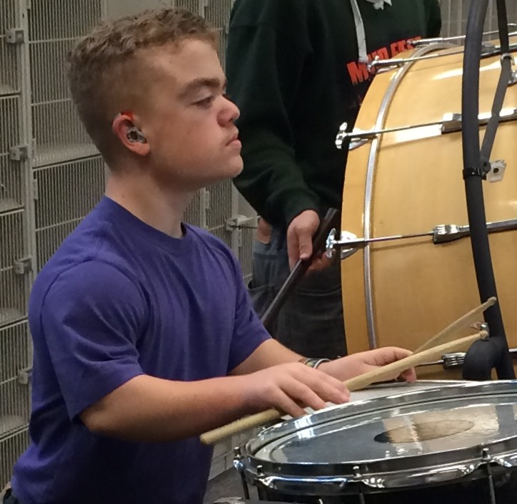 Edison Band Student Spins Records Before He Is Old Enough ...
