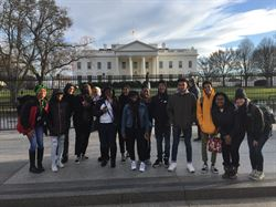 Edison Students Visit DC with Project Success