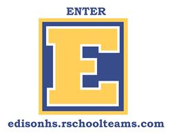 Edison High School Logo