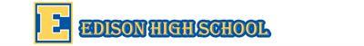 Edison High School Banner